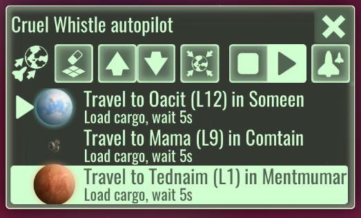 Ship autopilot