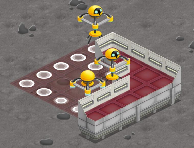 New builder robots
