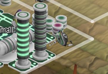 Terminated robot