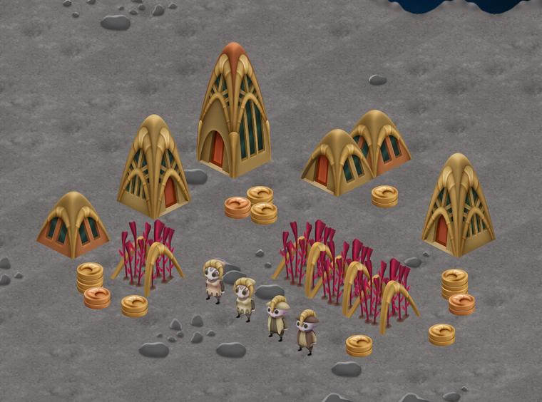 Crusantian colony