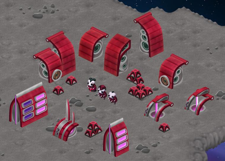Nogi colony