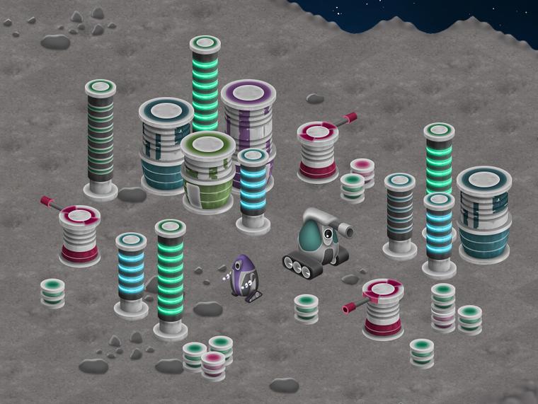 Robot colony